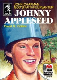 Sowers Series Audio Books: Johnny  Appleseed