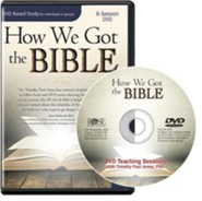 How We Got the Bible DVD Only