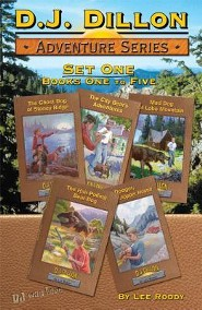 D.J. Dillon Adventure Series Set 1