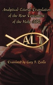 Analytical-Literal Translation of the New Testament, Brown  -     By: Gary F. Zeolla