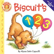 Biscuit's 123  -     By: Alyssa Satin Capucilli     Illustrated By: Pat Schories