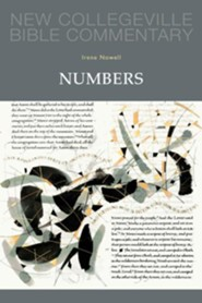 New Collegeville Bible Commentary #5: Numbers  -     By: Irene Nowell