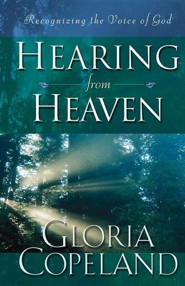 Hearing from Heaven  -     By: Gloria Copeland