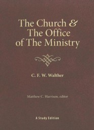 The Church and The Office of The Ministry