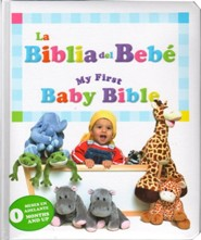 My First Bible Bilingual Board Book  -     By: Michelle Lee
