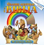 Grandes Aventuras de la Biblia, with audio CD  -     By: Yoko Matsuoka