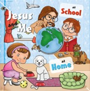 Jesus and Me: My body and My World  -     By: P.C. Martin