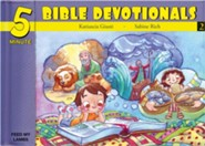 Five Minute Bible Devotionals #2: 15 Bible Based Devotionals for Young Children on Faith & God's Promises