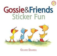 Gossie & Friends Sticker Fun  -     By: Olivier Dunrea