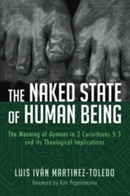 The Naked State of Human Being: The Meaning of Gymnos in 2 Corinthians 5:3 and its Theological Implications  -     By: Luis Ivan Martinez Toledo