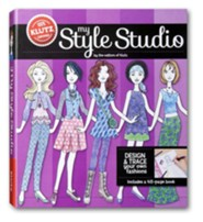 My Style Studio: Design and trace your own fashions  -