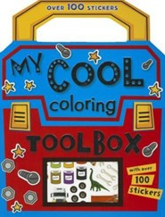 My Cool Coloring Toolbox  -     By: Make Believe Ideas