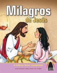 Milagros de Jes&#250s, Best-Loved Miracles of Jesus