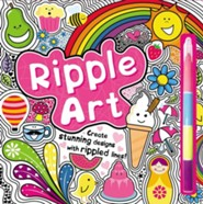 Ripple Art [With Multi-Colored Stacking Pen]  -     By: Tim Bugbird, Charlotte Stratford