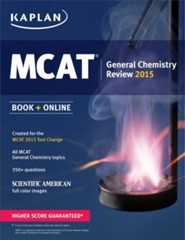 Kaplan MCAT General Chemistry Review: Created for MCAT 2015 / Revised