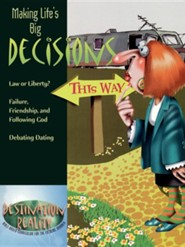 Making Life's Big Decisions: Law or Liberty-Failure, Friendship, and Following God-Debating Dating