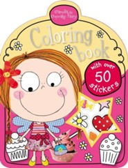 Camilla the Cupcake Fairy Mini Coloring Book  -     By: Make Believe Ideas