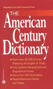 American Century Dictionary  -     Edited By: Laurence Urdang     By: Laurence Urdang(ED.)