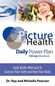 The Picture of Health Daily Power Plan 100-Day Devotional  -     By: Dr. Ray Pearson, Dr. Michelle Pearson