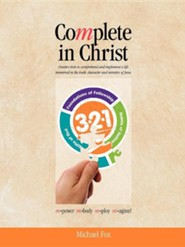 Complete in Christ  -     By: Michael Fox