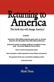 Returning to America  -     By: Mark Dean