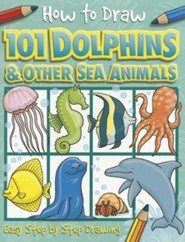 How to Draw Dolphins & Other Sea Animals