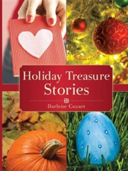 Holiday Treasure Stories  -     By: Darlene Cozart