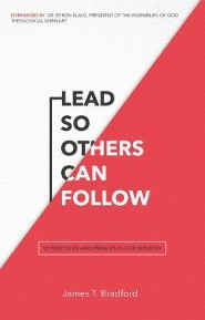 Lead So Others Can Follow  -     By: James Bradford