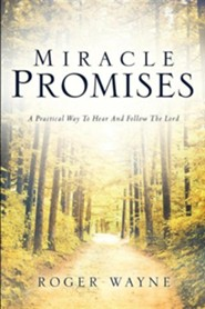 Miracle Promises  -     By: Roger Wayne