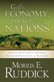 God's Economy, Israel and the Nations  -     By: Morris Ruddick