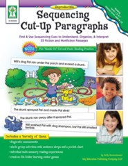 Sequencing Cut-Up Paragraphs  -     By: Kelly Gunzenhauser