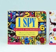 I Spy Little Numbers  -     By: Jean Marzollo     Illustrated By: Walter Wick