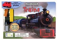 Trains Board Book [With Train Cars]