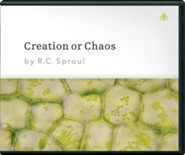 Creation or Chaos, Messages on Audio CD