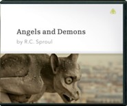Angels and Demons, Messages on Audio CD