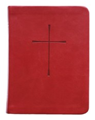 Imitation Leather Red Book