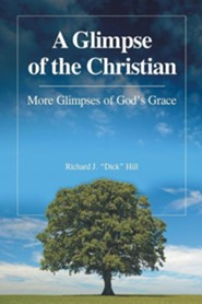 "A Glimpse of the Christian: More Glimpses of God's Grace  -     By: Richard J. ""Dick"" Hill"