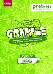 Grapple Preteen Pack Volume 3, Spring  -