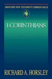 1 Corinthians: Abingdon New Testament Commentaries [ANTC]