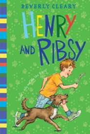 Henry and Ribsy  -     By: Beverly Cleary     Illustrated By: Louis Darling