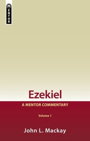 Ezekiel: Volume 1