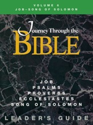 Journey Through the Bible Vol 6 Teacher
