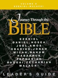Journey Through the Bible Vol 8 Teacher