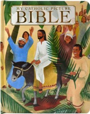 My Catholic Picture Bible  -     By: James Harrison     Illustrated By: Diana Mayo