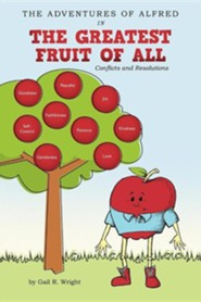 The Adventures of Alfred in the Greatest Fruit of All: Conflicts and Resolutions
