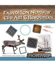 Expedition Norway VBS 2016: Clip Art & Resources CD