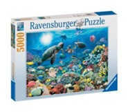 Beneath the Sea, 5000 Piece Puzzle   -