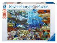 Oceanic Wonders, 3000 Piece Puzzle   -