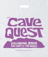 Cave Quest VBS 2016: Crew Bags, pack of 10