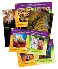 Cave Quest VBS 2016: Imagination Station Poster Pack, set of 11